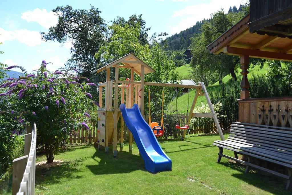 Premium chalet zirbe wachterhof houten huisje te huur for Chalet te koop oostenrijk tirol
