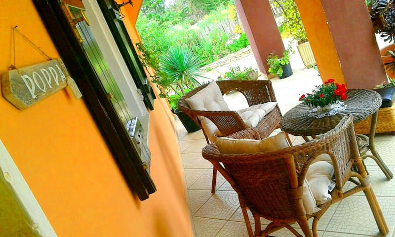 Poppa country house rental in Sardinia ranch - Canaglia - Lägenhet