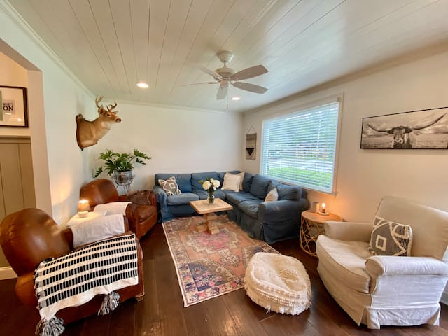 The White House- Charming Downtown Franklin home