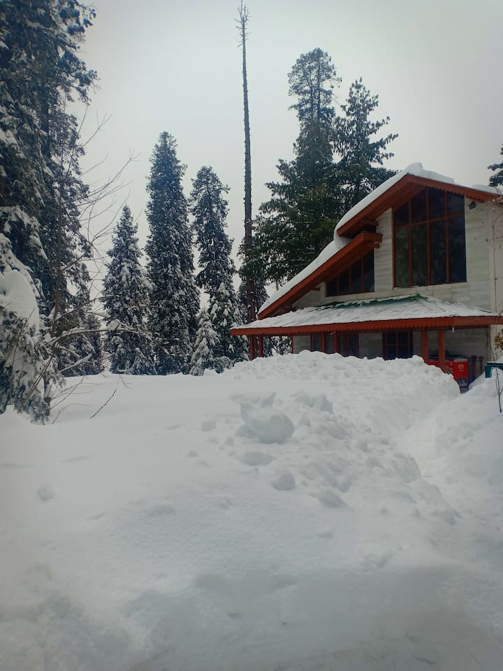 Nathiagali resort villas