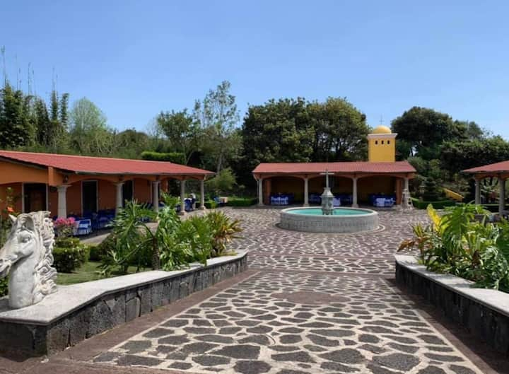 Hacienda San Fernando & Spa