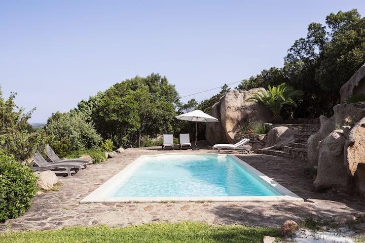 Villa Lu Muntiggiu Porto Cervo