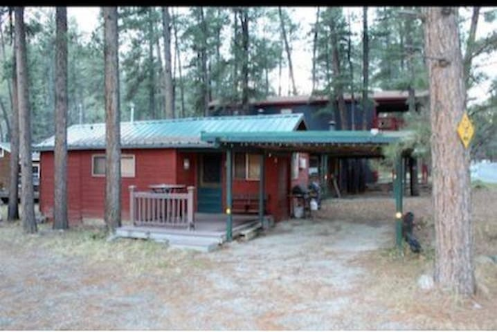 Cute & Cozy Little Bear Cabin- Perfectly Located