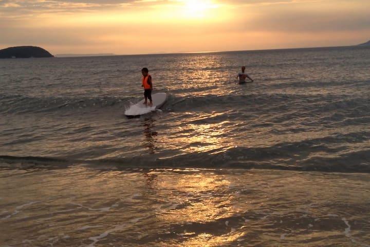 ITOSHIMA SURF+MOUNTAIN  (+Wi-Fi) - Itoshima-shi - Talo