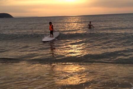 糸島SURF & TRAIL (& Wi-Fi) - Itoshima-shi