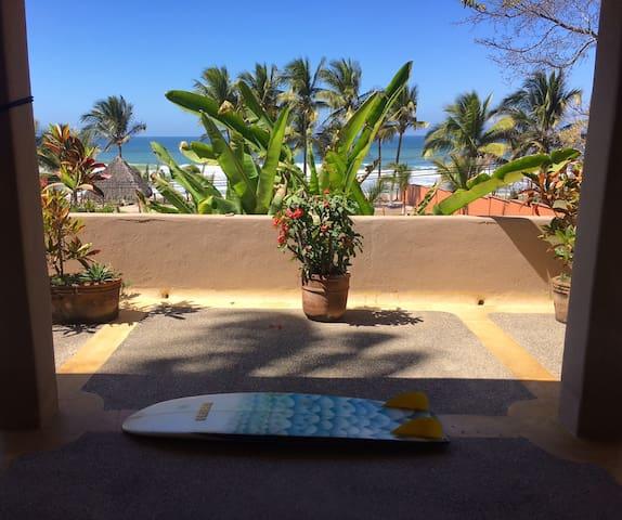 Casa de Las Olas, Playa Litibu - Nayarit - Talo