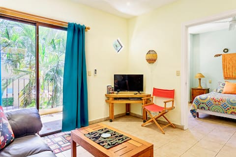 Sunny 1 Bed/Pool View In Central Tamarindo! #9
