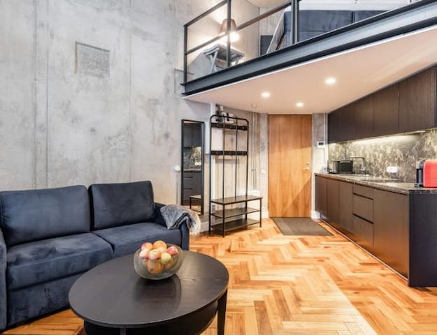 Modern Loft Style Apartment