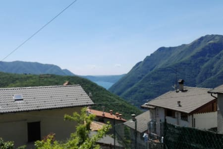 Romantic House Como Lake View - Nesso