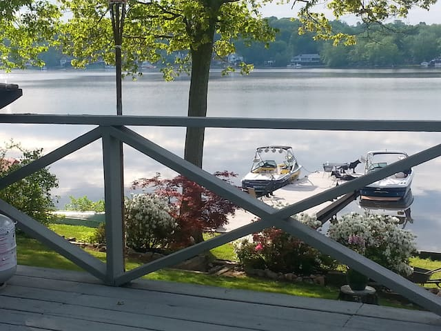 Wakecation Spot - Hopatcong - Ház