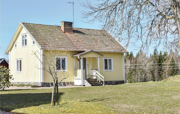 Holiday cottage with 3 bedrooms on 100m² in Landeryd