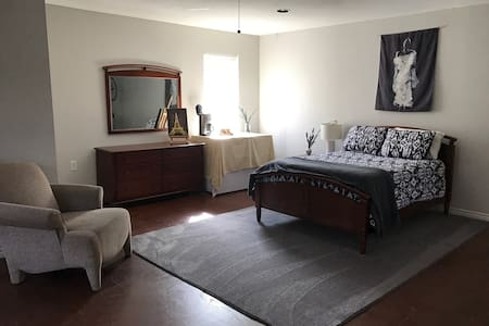 Private Studio in Cultural District - Fort Worth - House - 1
