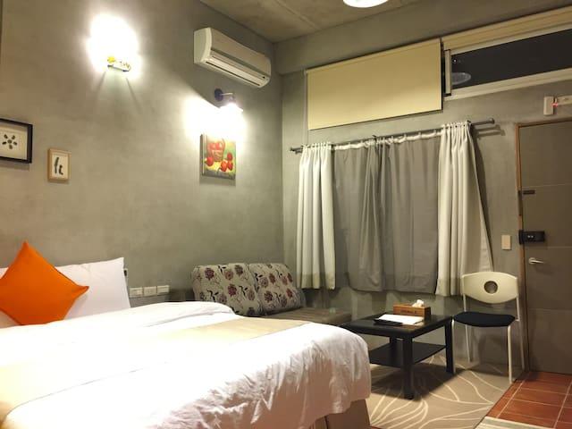 Taitung, David SamStrong Lite, Room 202, 2 sleeps - Chenggong Township - Konukevi