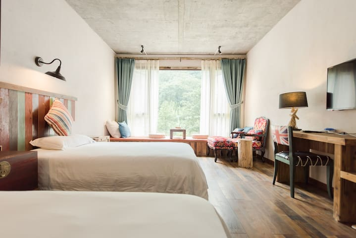 山田半亩民宿 - Hangzhou - Bed & Breakfast