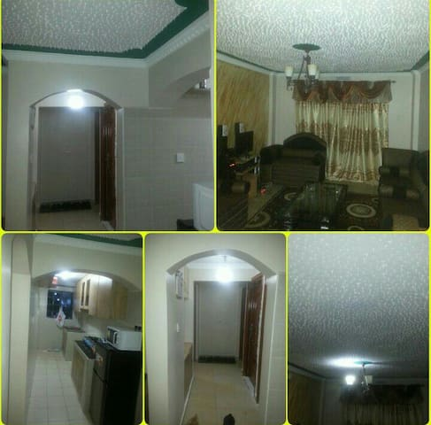 Amazing 2 BR - Ruaka Town - Apartamento
