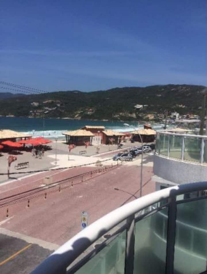 Cobertura em Arraial do Cabo RJ