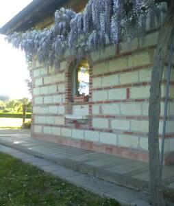 Accogliente bilocale in Monferrato - Frassinello Monferrato - Appartement