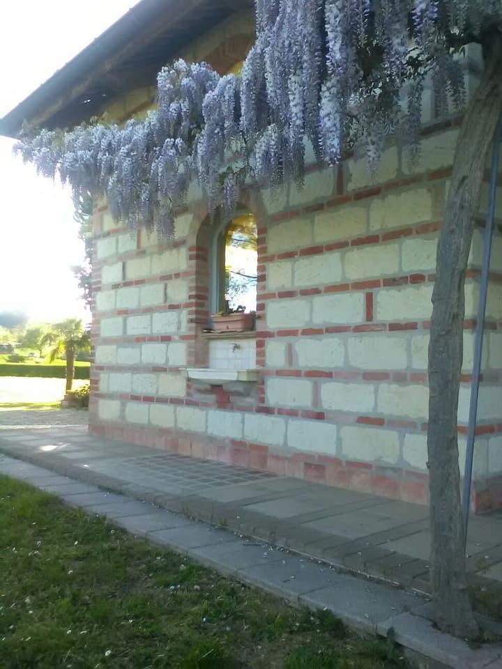 Accogliente bilocale in Monferrato
