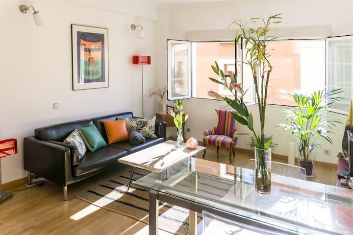 Cozy Apartment in El Rastro