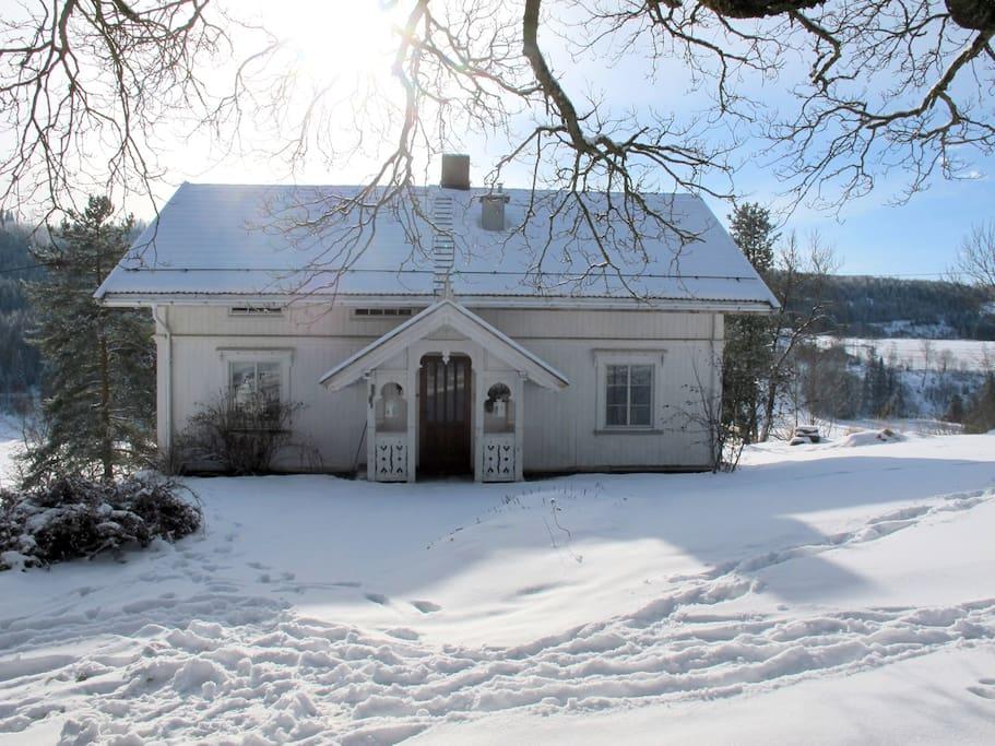 The reantal house