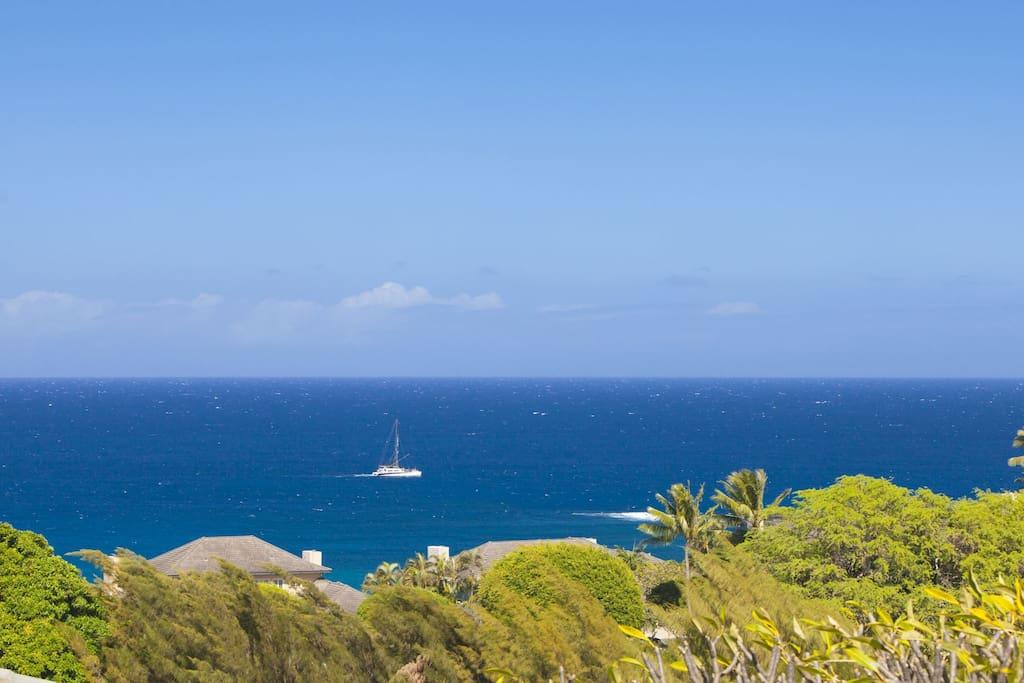 Oneloa Bay is just a short walk from your door