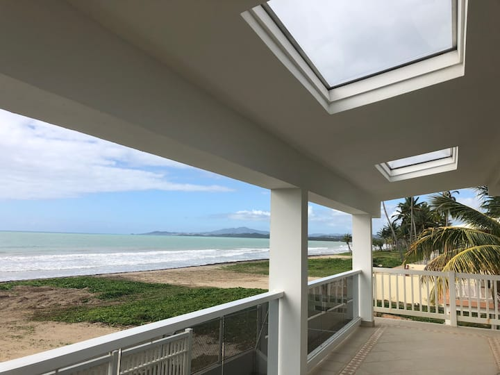 Beach Front Retreat