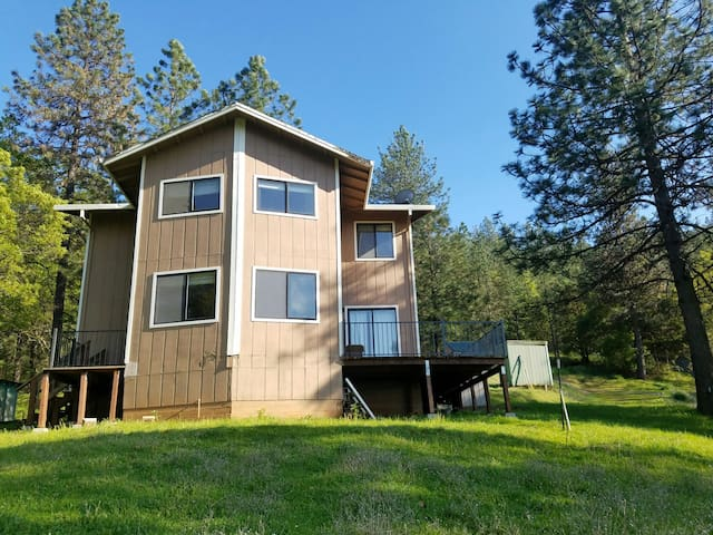 Beautiful home near Lake Oroville- fish/ride/play! - Oroville - Maison
