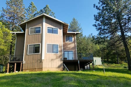 Beautiful home near Lake Oroville- fish/ride/play! - Oroville - Ház