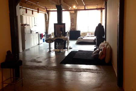 Spacious Loft Downtown, perfect for small events! - Toronto