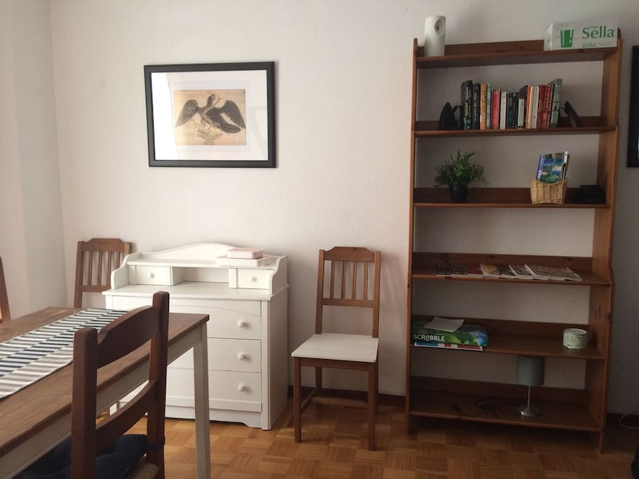 Salón-Comedor / Dining-Living Room