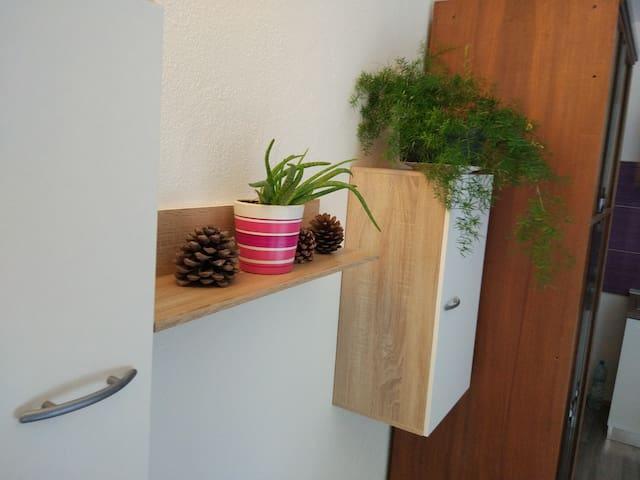 New studio apartment in centre of Biograd - Biograd na Moru - Leilighet