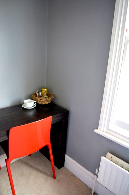 Your room with a desk