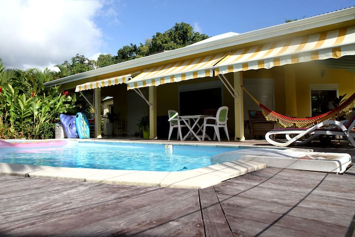 VILLA PASSION CREOLE - Basse-Terre