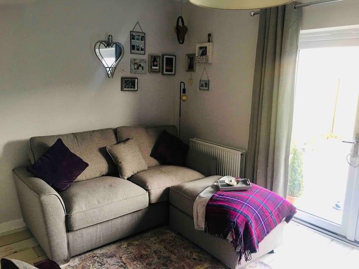Quiet Double Room En-suite