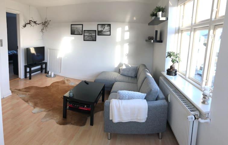 Nice flat in Aalborg