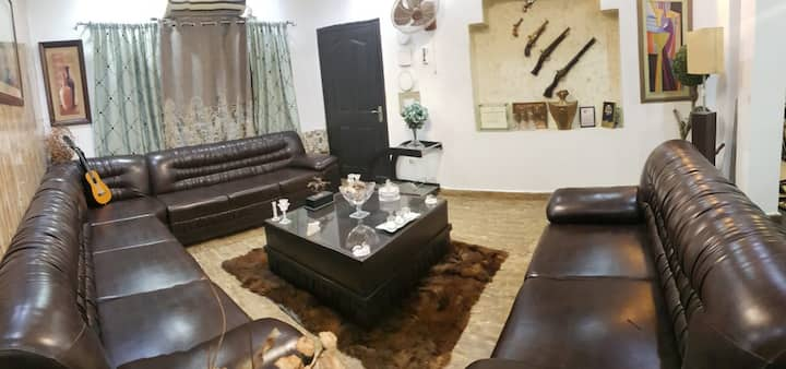 4 Bedroom House Punjab Society Y Block DHA Ring Rd