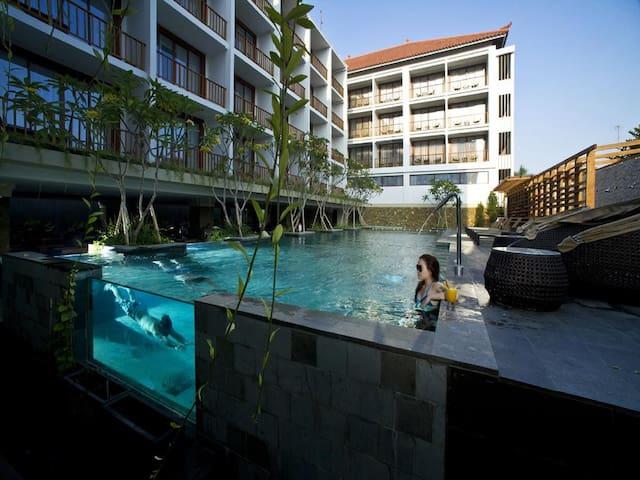 #CozyRoom for #Couple- Grand Zuri Hotel