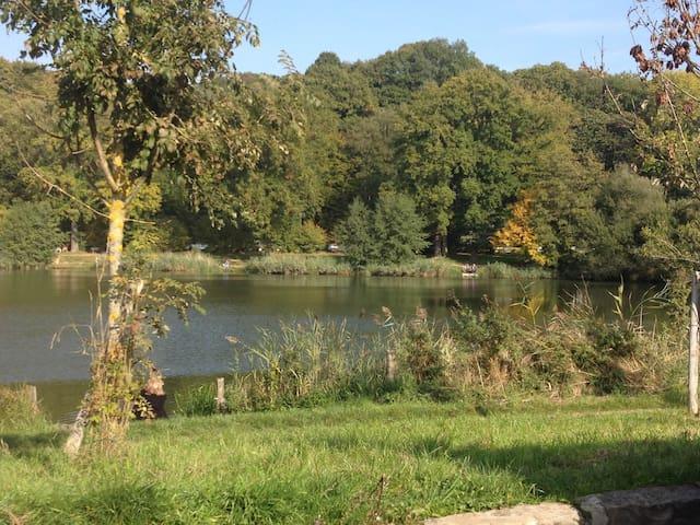 Maison entre étang et fôret - Vélizy-Villacoublay