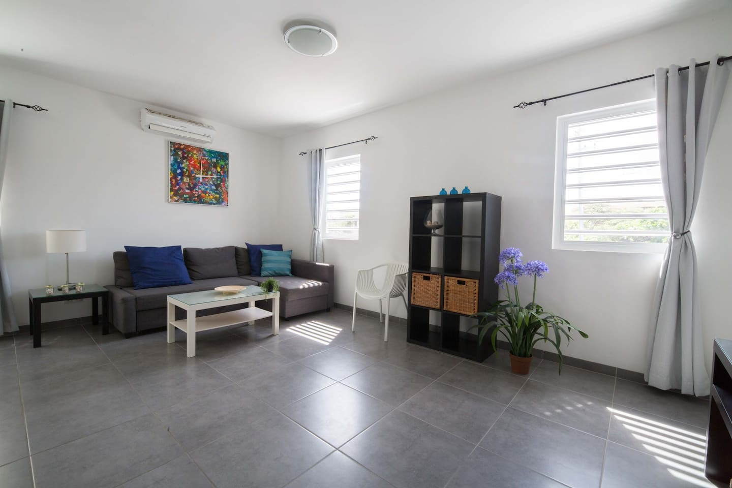 Modernly furnished, new and clean apartment
