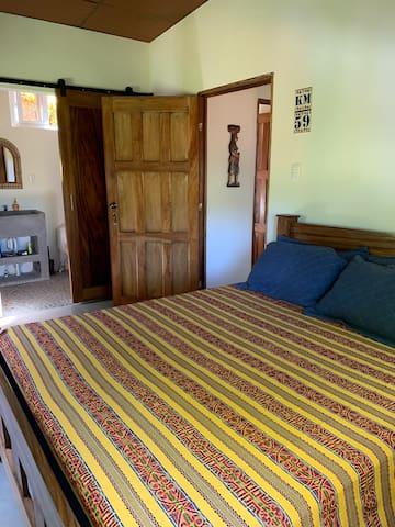 Master Suite - bed 200cm/200cm - AC
