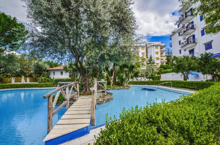 S1: Short-Lets of the best flat in Sorrento center