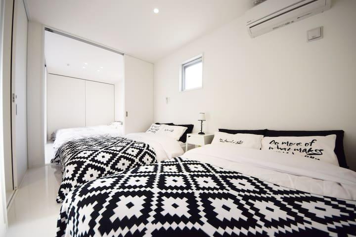 Bedroom1 & 2