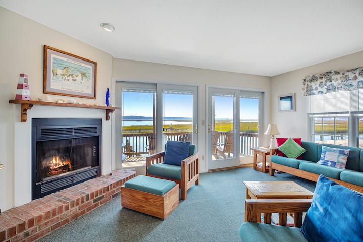 Ocean East 1 is a beautifully located 3 Bedroom/2.5 Bath Vacation Home on fabulous Chincoteague Island.