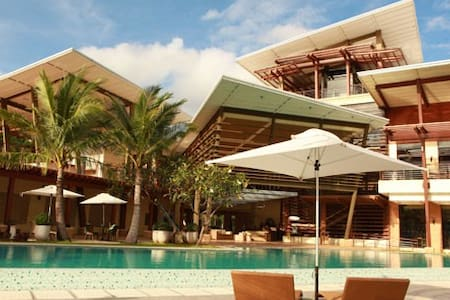 fully furnished 1BR Condo in Pico De Loro Beach407 - Cavite - Appartement