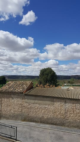 Basic, rural Spain, Aragon.