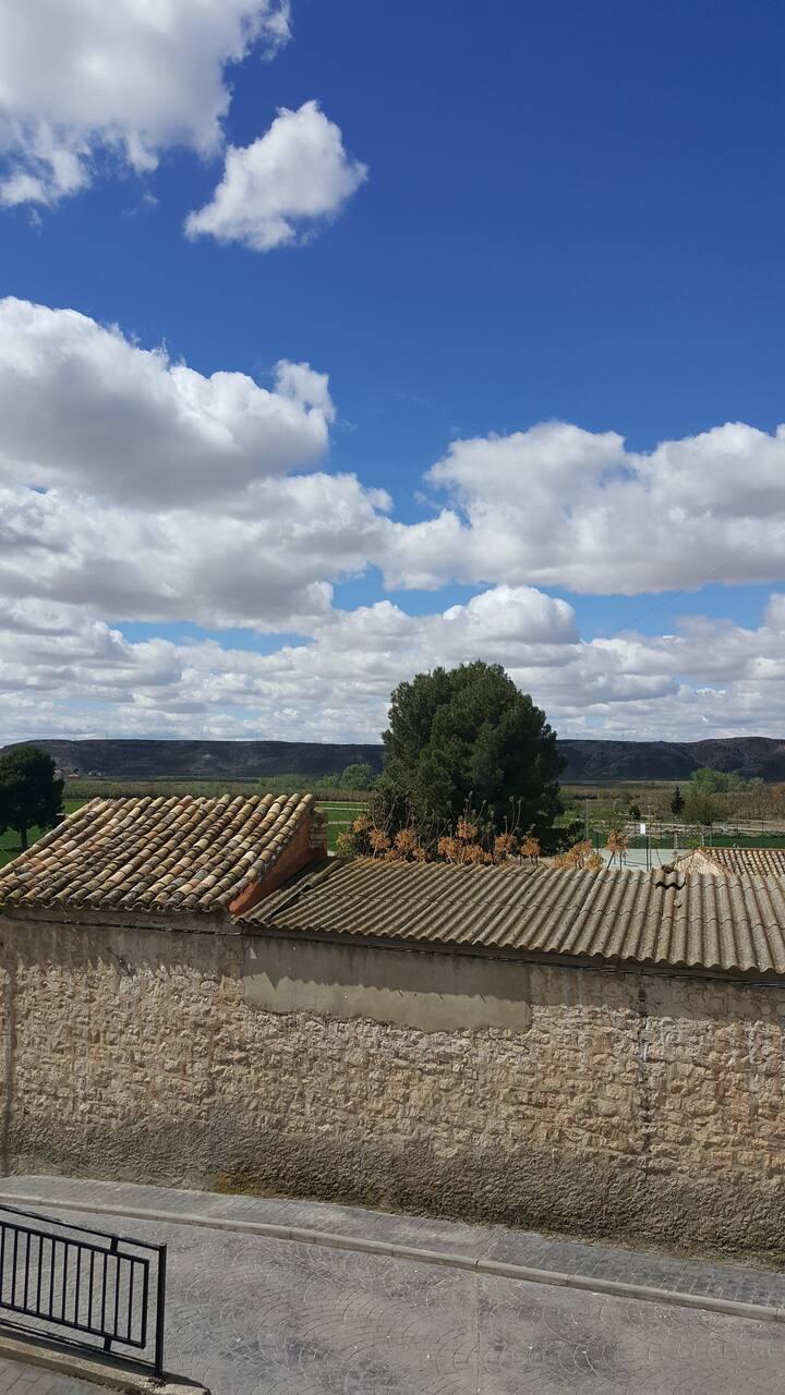 Basic, rural Spain, Aragon.