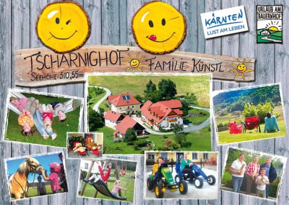 Postkarte vom Kinderbauernhof