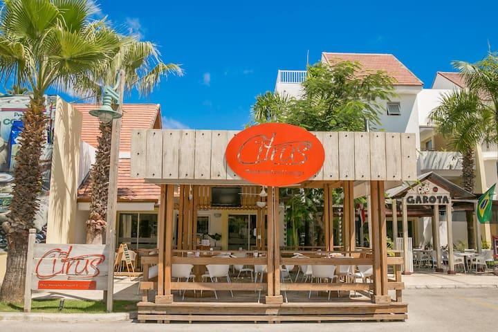Agua Azul - Corales Beach House