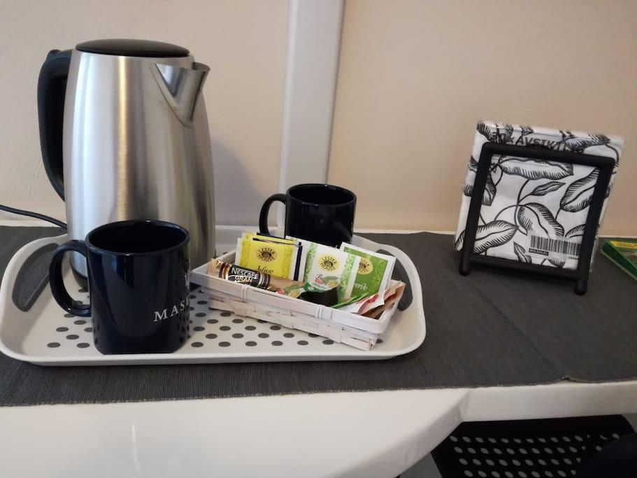 Tea or Coffee break