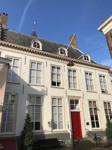 Super loft in centre of Middelburg
